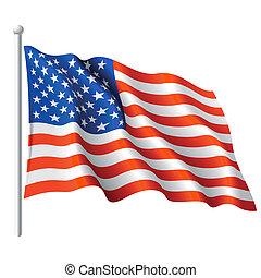 bandera, usa