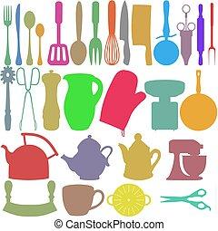 barwa, obiekty, kuchnia