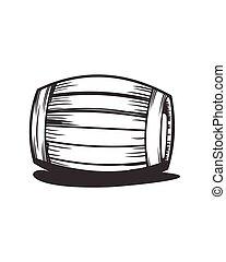 baryłki, logo