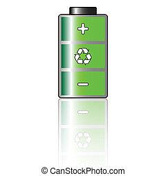 bateria, środowiskowy