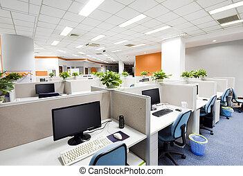 beijing, praca miejsce, biuro