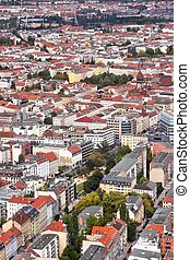 berlin, cityscape