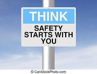 bezpieczeństwo, ty, wzdryga się