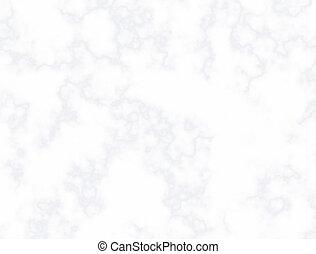 biały marmur, struktura