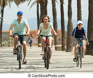 bicycles, para, syn