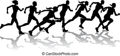biegi, biegacze