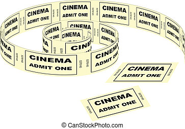 bilety, kino