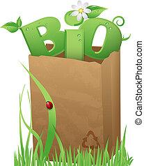 bio, torba