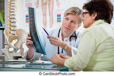 biuro, lekarski