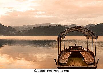 bled, jezioro
