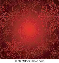 boże narodzenie, tło, czerwony