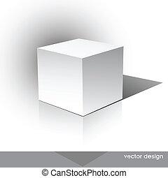 boks, cube-shaped, software, pakunek