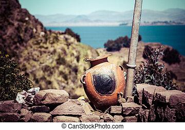 boliwia, jezioro titicaca