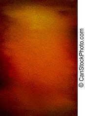 brązowy, abstrakcyjny, żółty, wzory, tło, textured, pomarańcza, zasłona, czerwony