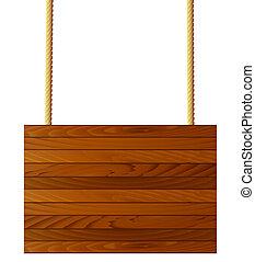 brązowy, drewniana budowa