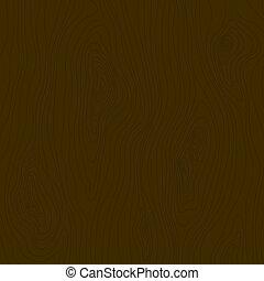 brązowy, kłamczuchy, drewniany, drewno, abstrakcyjny, pattern., ilustracja, tło, wektor, ziarno, texture., budowa