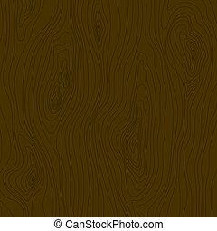 brązowy, kłamczuchy, drewniany, drewno, abstrakcyjny, pattern., ilustracja, texture., tło, wektor, ziarno, rysunek, budowa