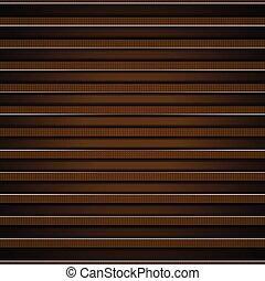 brązowy, pojęcie, abstrakcyjny, pasy, ciemne tło, technologia