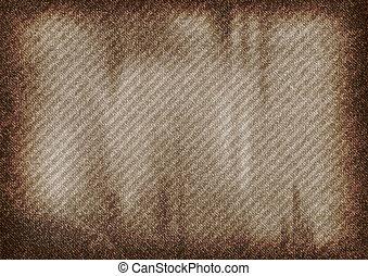 brązowy, struktura
