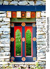 brama, korea, tradycja