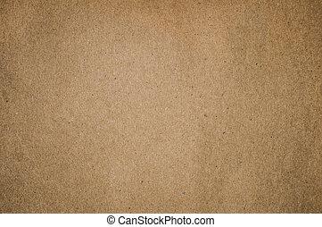 brunatny papier, textured, tło, czysty