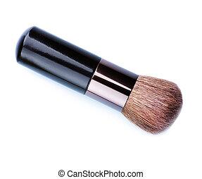 brush., makijaż, charakteryzacja