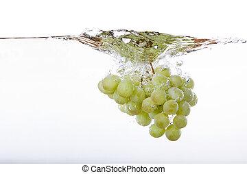 bryzg, winogrona