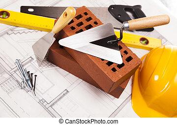 budowa zaopatrzenie, zbudowanie