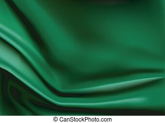 budowla, tło, zielony abstrakt