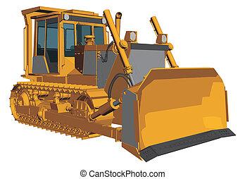 buldożer