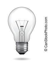bulwa, lampa