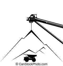 bunkrować górnictwo