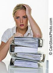 burnout, biuro