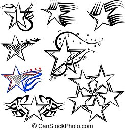 capstrzyk, projektować, gwiazda