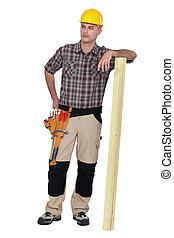 carpenter., przypadkowy