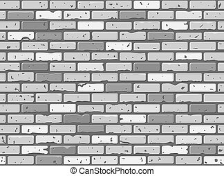 ceglana ściana, struktura, seamless