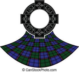 celtycki, ring, scottish