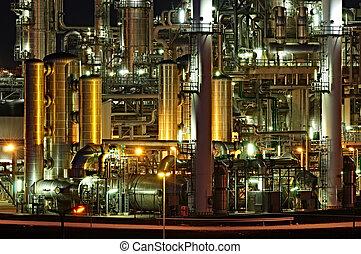 chemiczny, instalacja