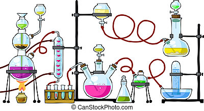 chemiczny, laboratorium