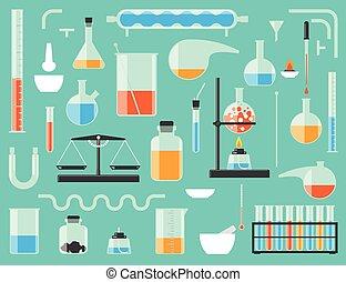 chemiczny, laboratoryjne zaopatrzenie