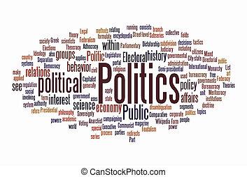 chmura, polityka, tekst