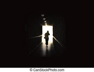 ciemność