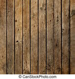 ciemny, drewno, wektor, deska, tło