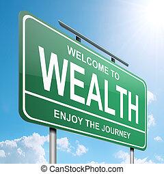 concept., bogactwo