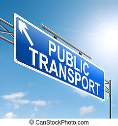 concept., publiczny przewóz