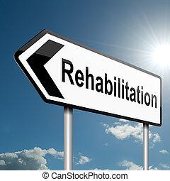 concept., rehabilitacja