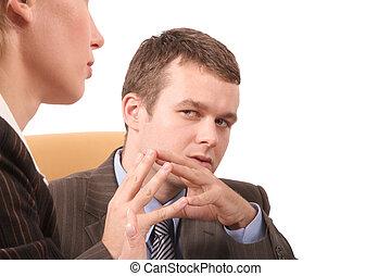 conversatio, handlowy