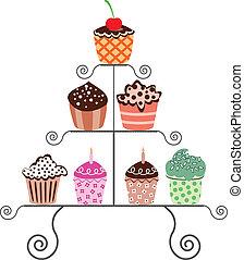 cupcakes, stać