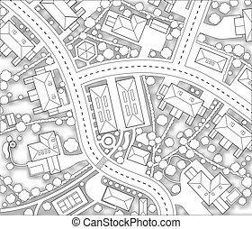 cutout, sąsiedztwo