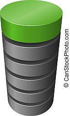 cylinder., płatowaty